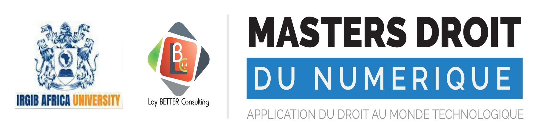 Masters Droit du Numérique